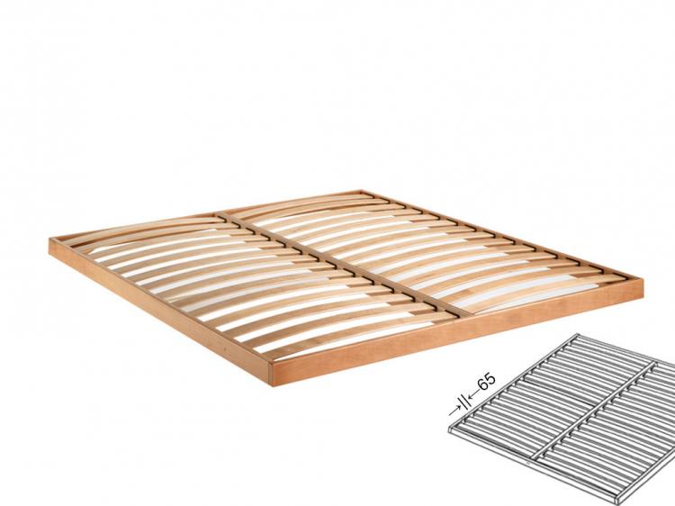 Фото Каркас з ламелями крок 6 см до ліжка Міромарк 140х200 - SOFINO.UA