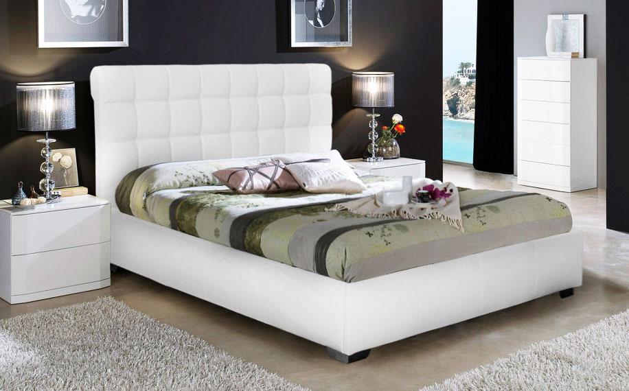 Фото Ліжко м'яке - Новелті - Кантрі - 140х200 см - ціна 7 474  - SOFINO.UA