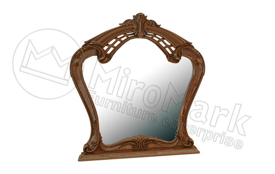 Зеркало «Олимпия» | Перо орех
