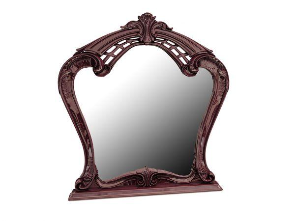 Фото Зеркало «Олимпия»   Перо рубино Розпродажна позиція - SOFINO.UA