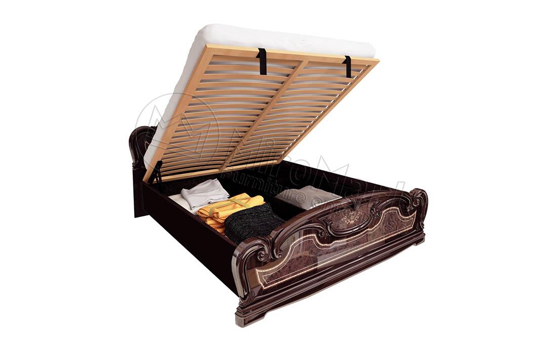 Фото Кровать «Мартина» с подъемным механизмом 1,6 | Радика махонь - SOFINO.UA
