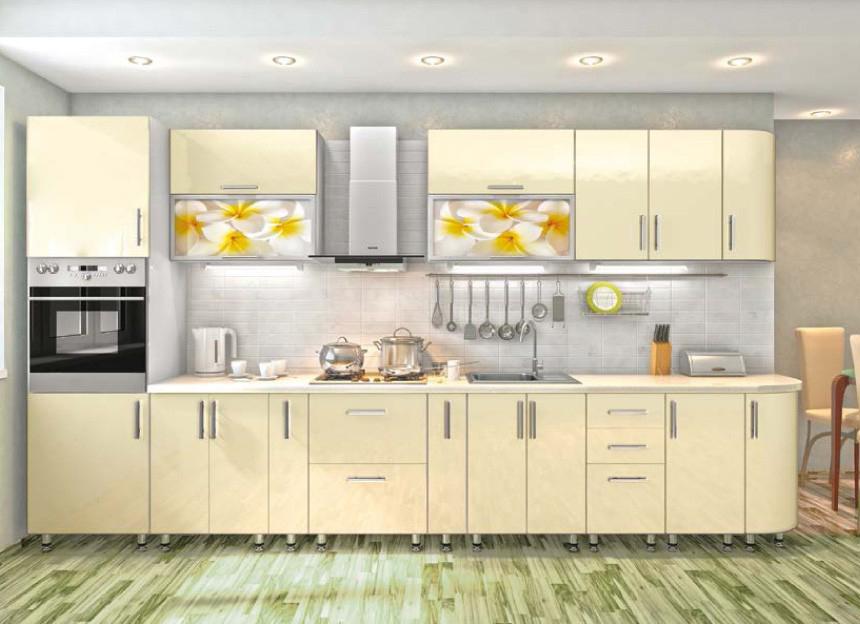 Комплект кухни «Мода-62» | без доводчиков