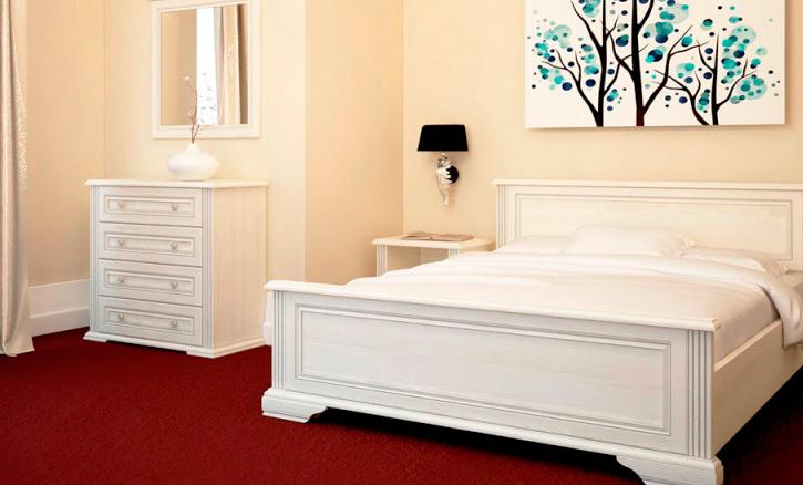 Спальня «Вайт» софт