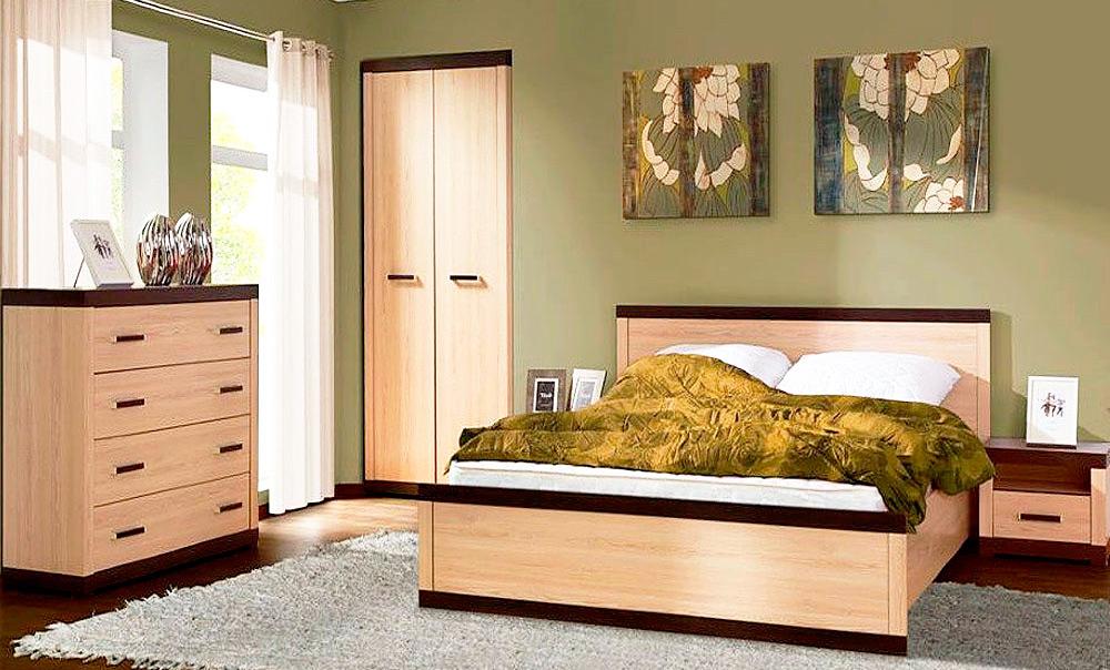 Спальня «Кармен» лайт