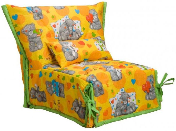 Фото Кресло-кровать «SMS 0,8» без принта Розпродажна позиція - SOFINO.UA