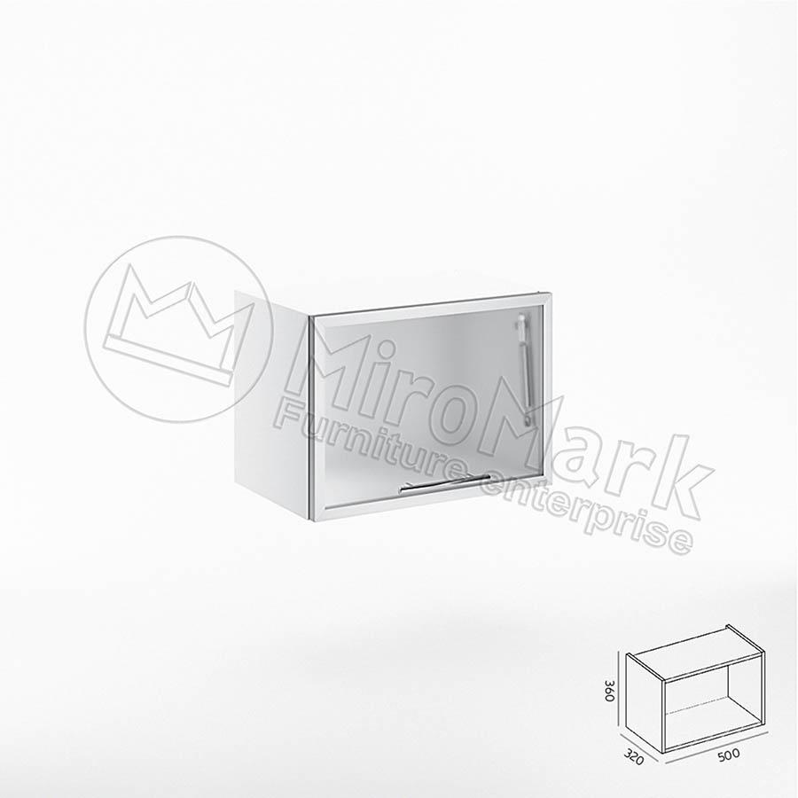 Шкаф «Бьянка» 50ВВ Рамка