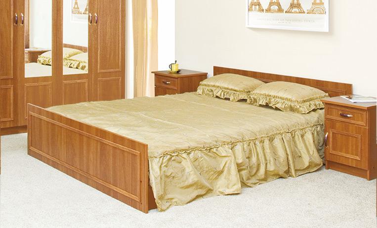 Кровать 160*200 «Ким» яблоня