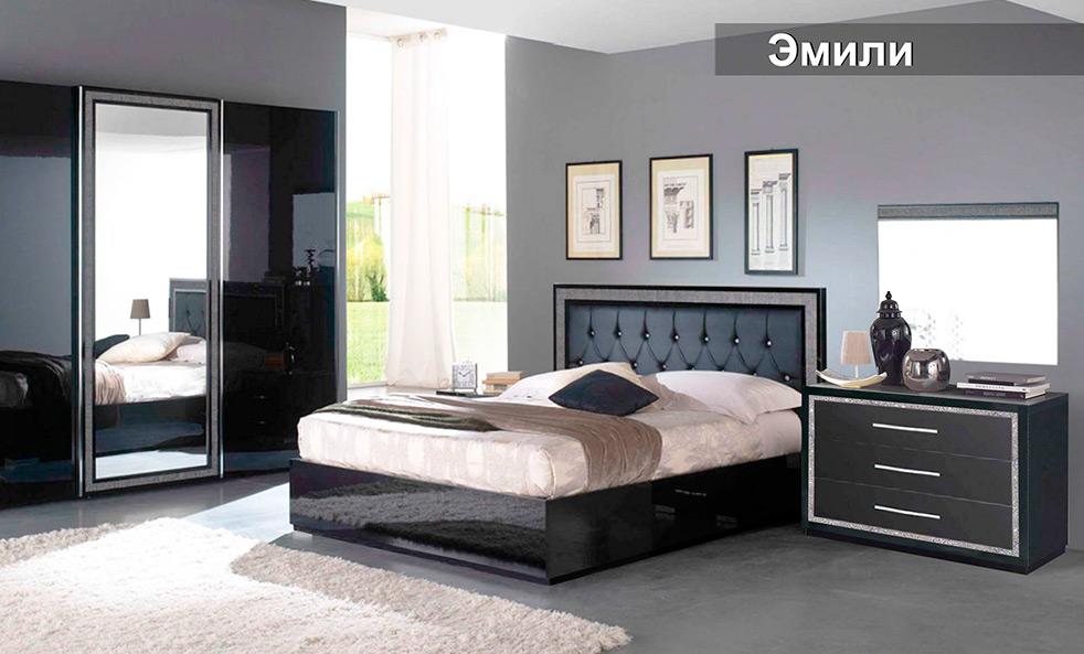 Спальня «Эмили» софт