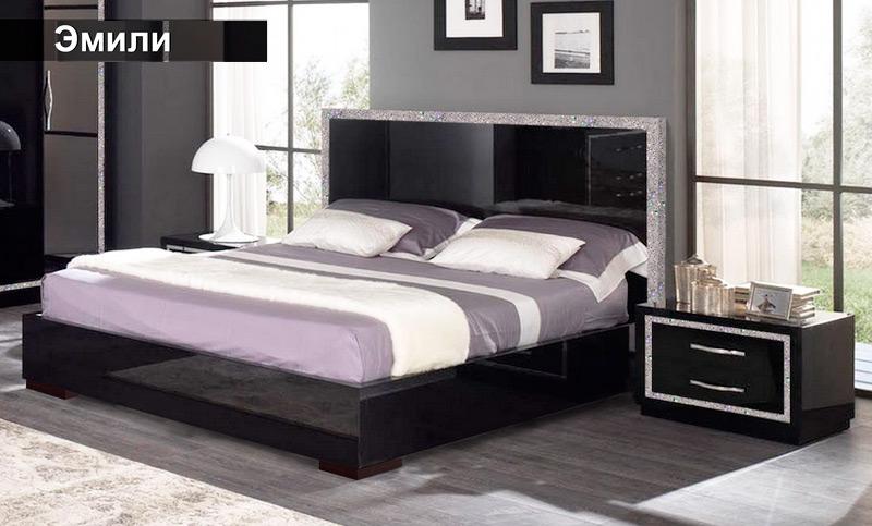 Спальня «Эмили» хард