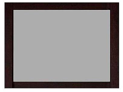 Зеркало 110 «Капри» | Венге светлое