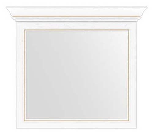 Зеркало 90 «Вайт» | Сосна золотая