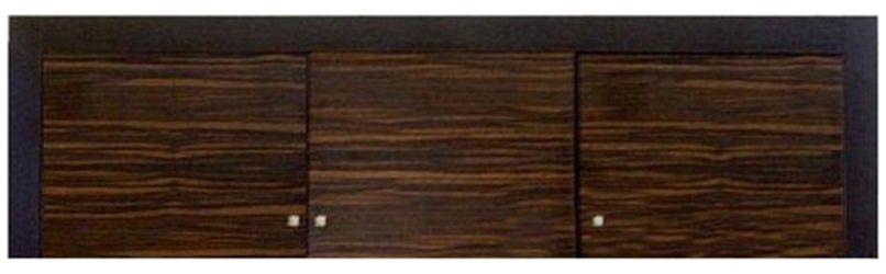 Надставка шкафа 3d «Капри» | Маккасар