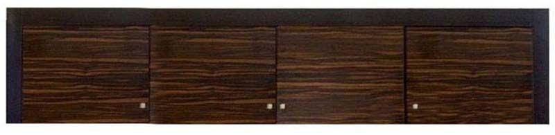 Надставка шкафа 4d «Капри» | Маккасар