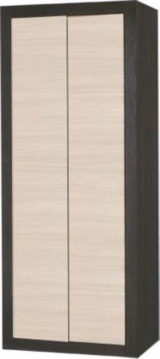 Шкаф 2d «Капри» | Венге светлое