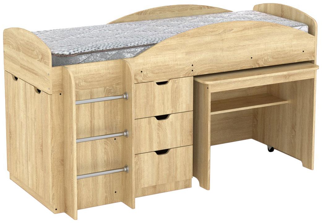 Фото 1 Кровать «Универсал» | Код товара: 599087 - SOFINO.UA