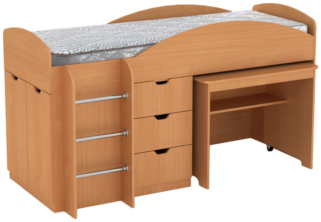 Фото 5 Кровать «Универсал» | Код товара: 599087 - SOFINO.UA