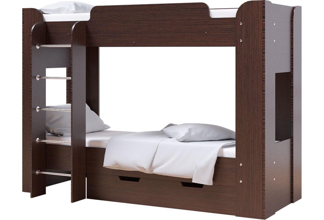 Фото 1 Кровать «Твикс-2» | Код товара: 599089 - SOFINO.UA