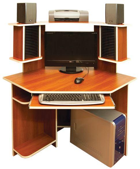 Фото Компьютерный стол «Ника 38» NIKA мебель - sofino.ua