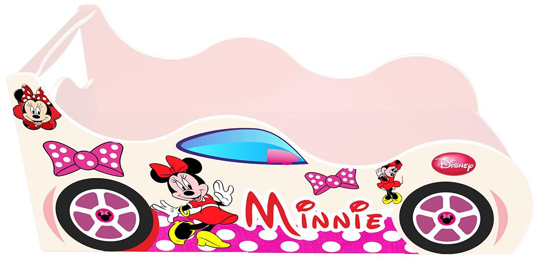 Кровать детская «Форсаж Ф-0008   Минни Маус» 70*140