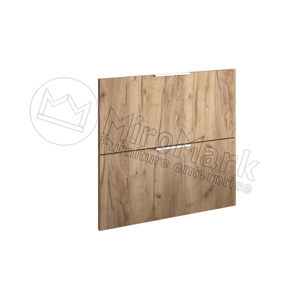 Фасад кухонный «80Н 2шх» нелакированный | 35,6*79,6 - 2 шт