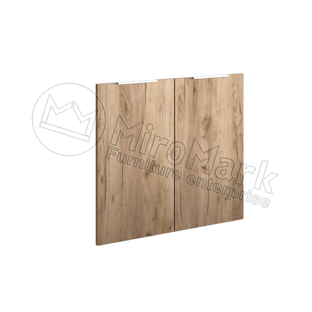 Фасад кухонный «80В, 80Н, 80НМ» нелакированный | 71,5*39,6 - 2 шт