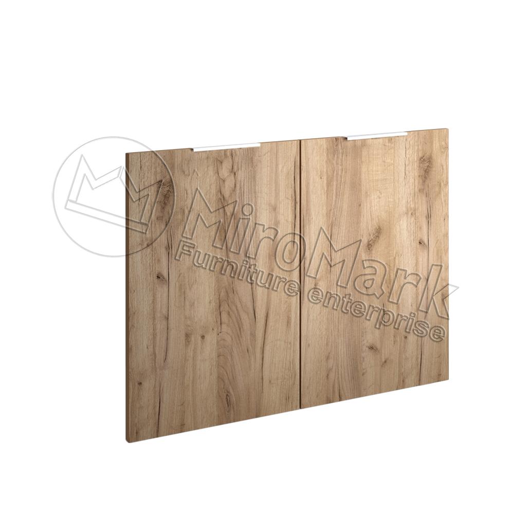 Фасад кухонный «100В, 100Н» нелакированный | 71,5*49,6 - 2 шт