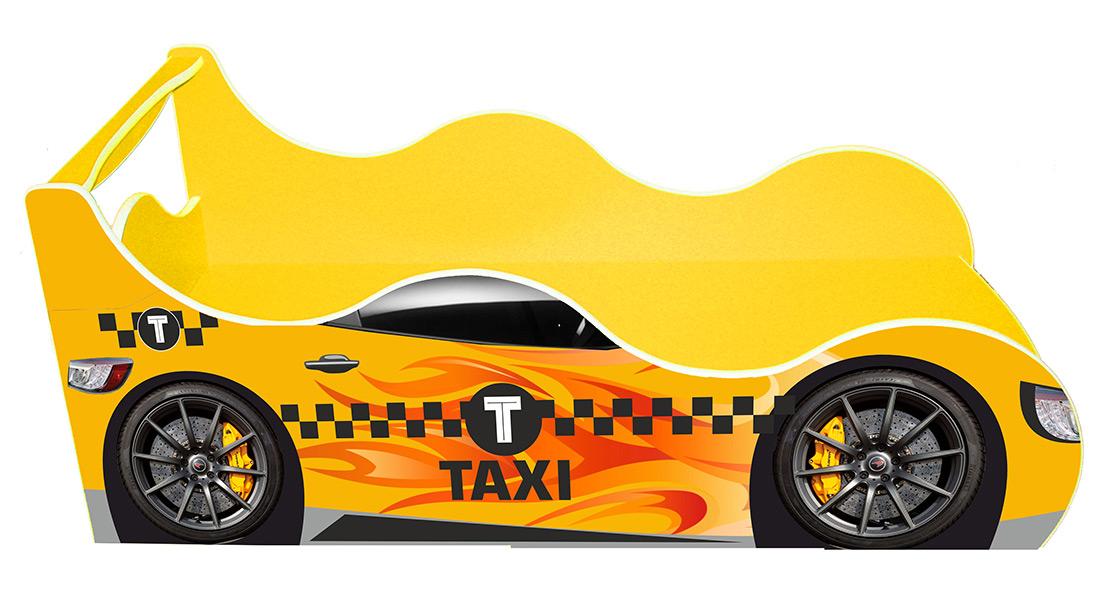 Кровать детская «Драйв Д-0002 | Taxi» 70*155