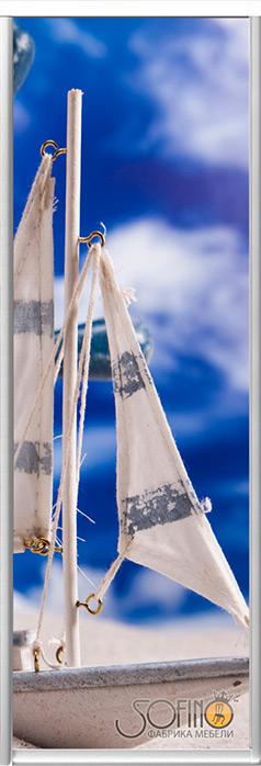 Фото Двері шафи-купе (2д 1700*1800) | повнокольоровий друк | 850*1800 Розпродажна позиція - SOFINO.UA