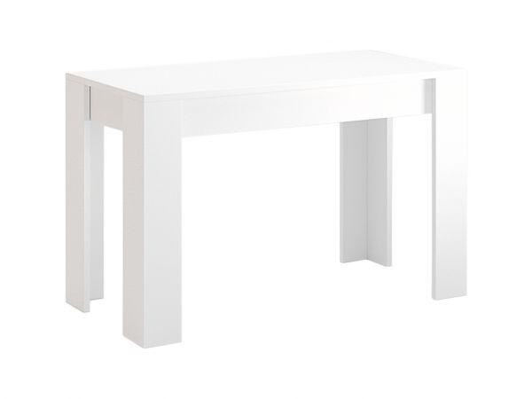 Фото Стіл столовий Міромарк «Рома» 76,5x120x65 Білий Розпродажна позиція - SOFINO.UA