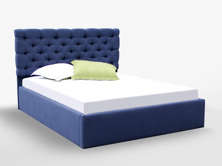 Фото Ліжко м'яке Міромарк «Софія» 160х200 (Без ламелей) - SOFINO.UA