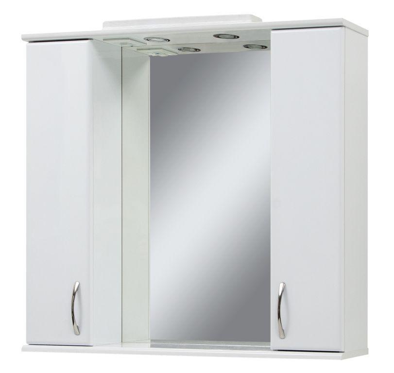 Фото Зеркало «Z-100» c двумя шкафчиками Сансервис - sofino.ua