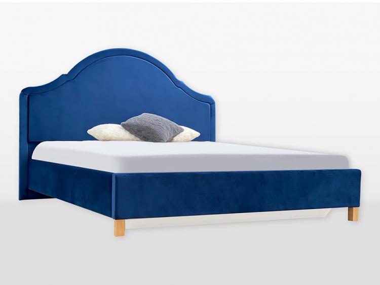 Фото Ліжко м'яке Міромарк «Каріна» 160х200 (Без ламелей з ніжками) - SOFINO.UA