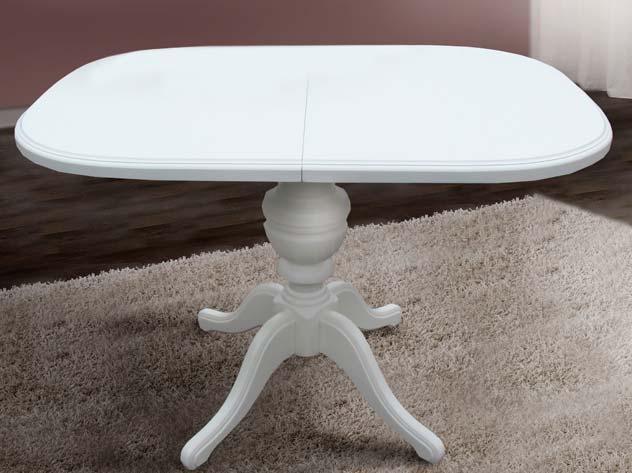 Фото Стол обеденный «Триумф» White MX Furniture - sofino.ua