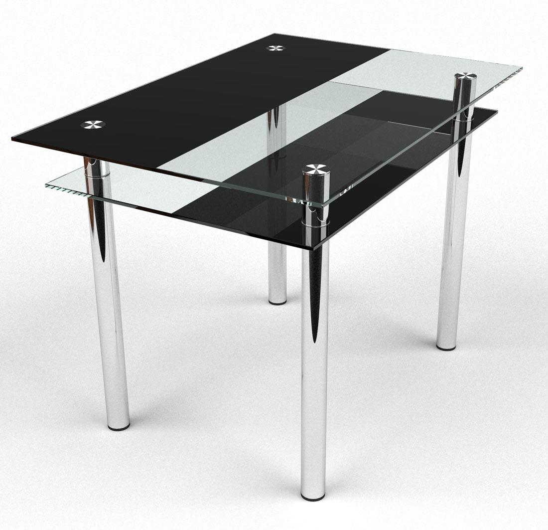 Фото Стеклянный кухонный стол «Copy» ZEUS - sofino.ua