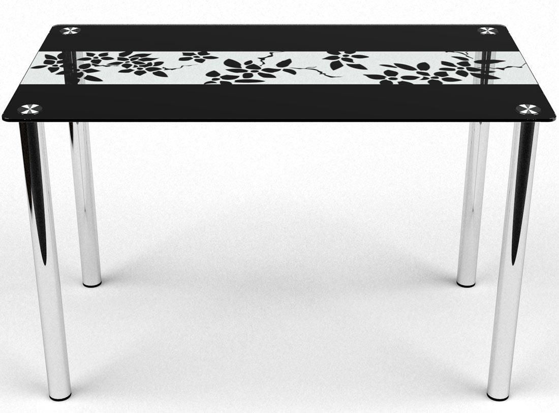 Фото Стеклянный кухонный стол «Breda» ZEUS - sofino.ua