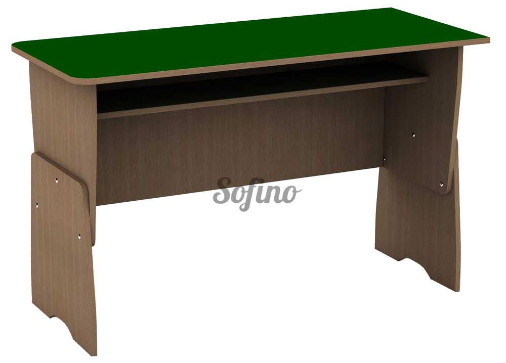 Фото Письменный стол СП-13 «Универсал» меламин Тіса Меблі - sofino.ua