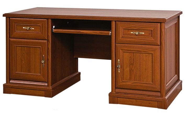 Фото Письмовий стіл Кантрі Світ Меблів • 158х77х68 • Каштан Розпродажна позиція - SOFINO.UA