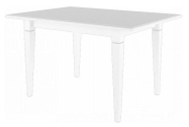 Стол обеденный 140 «Вайт» | Сосна серебренная