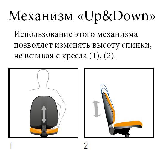 Фото Кресло «MASTER GTR ergo window Active1 CHR68» C Nowy styl - sofino.ua