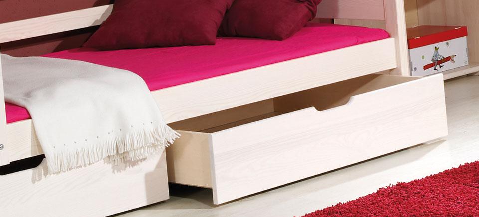 Фото Двухъярусная кровать «Дарек» 80*190 Dolmar - sofino.ua