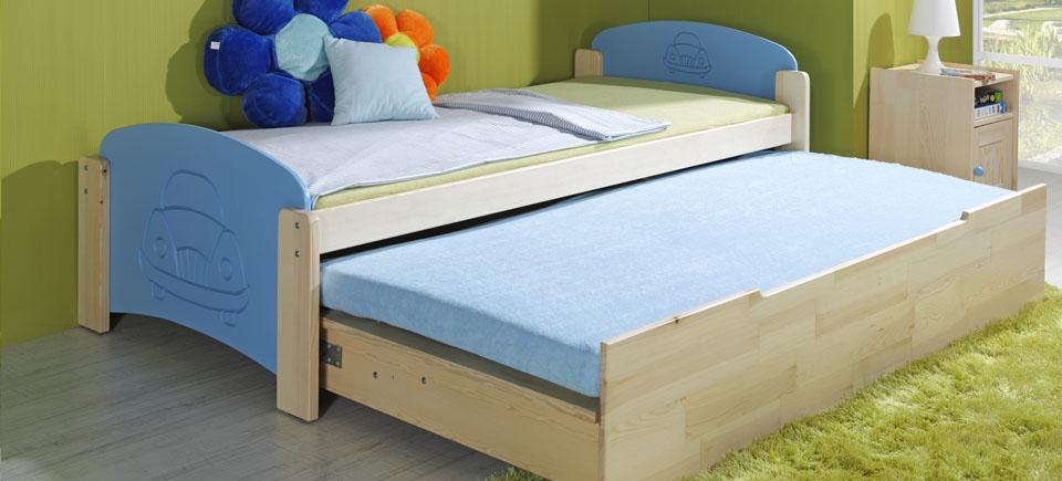 Фото Кровать «Jas 2» 90*200 Dolmar - sofino.ua