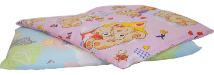 Подушка детская «20М» холофайбер 40*60