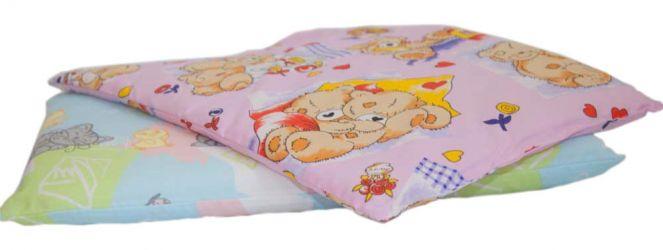 Подушка детская «60М» холофайбер 40*60
