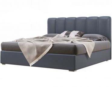 Фото Мягкая кровать-подиум «Олимп» c подъемным механизмом - sofino.ua
