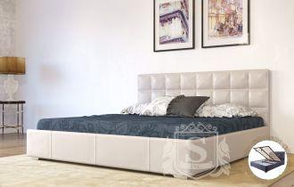 Фото Двуспальная кровать «Гера» - sofino.ua