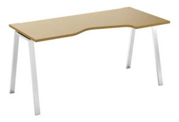 Стол письменный угловой MN204V R «Megan» 80*140