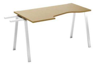 Модуль завершающий стола письменного углового MN202V3 R «Megan» 80*120