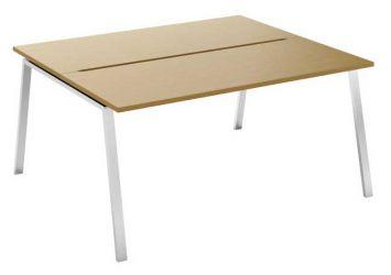 Стол письменный двухсторонний MN106V «Megan» 140
