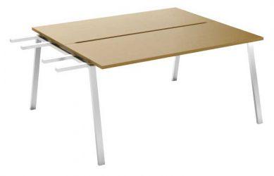 Модуль завершающий стола письменного двухстороннего MN105V3 «Megan» 120