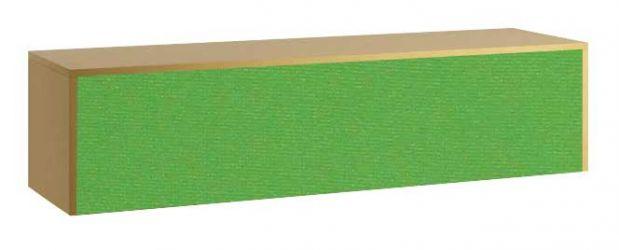 Надставка (обитая задняя стенка) MN502 «Megan»